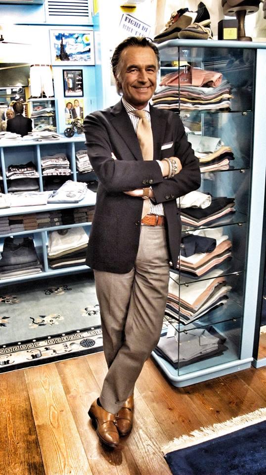 interview Giampaolo Alliata