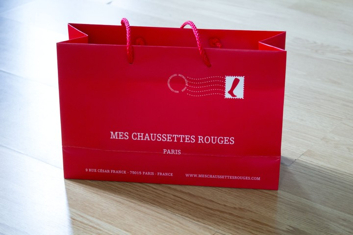 Bag Shop Mes Chaussettes Rouges