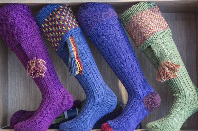 chasse chaussettes