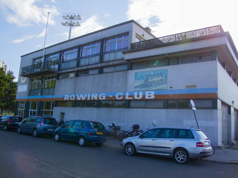 rowing club Paris