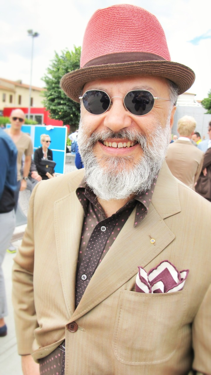 interview Gianni Fontana, The Style Buff