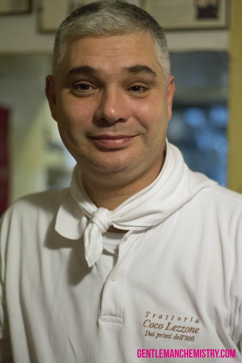 Coco Lezzone Chef