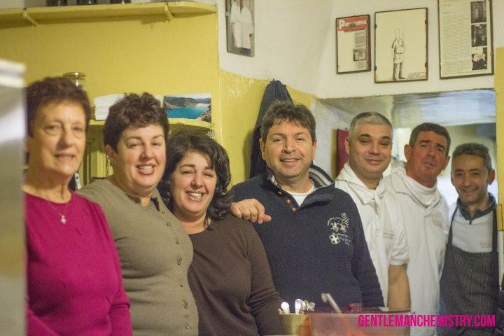 Coco Lezzone Staff
