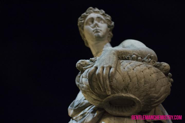 Statua Firenze notte