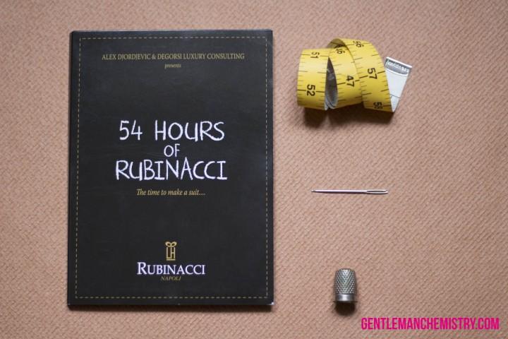 vidéo 54 Hours ofRubinacci