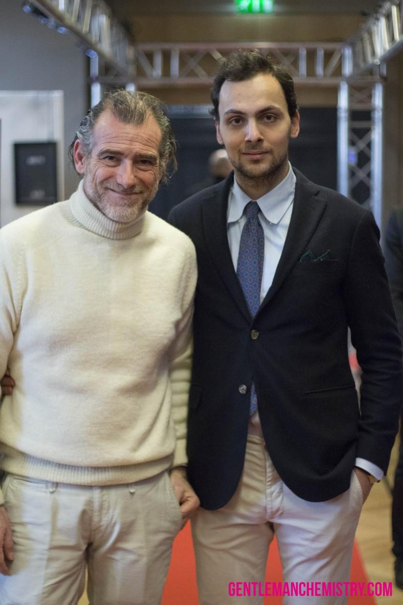 Alessandro Squarzi & Me