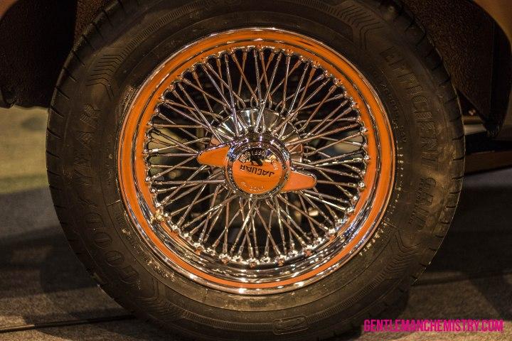 jaguar gomma e ruota