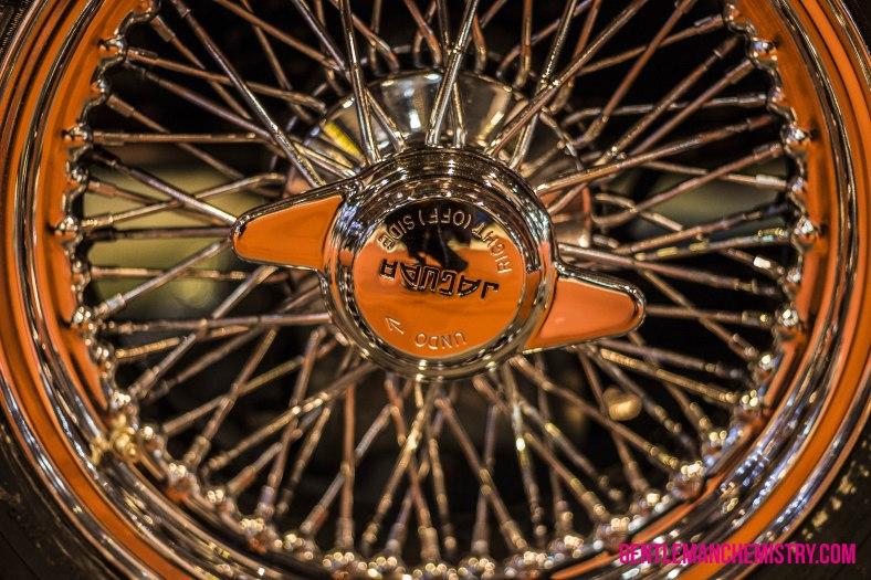 jaguar ruota cerchio