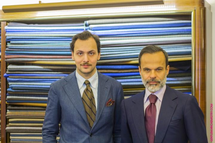 Me & Lorenzo Cifonelli copie