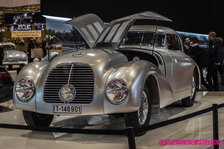 Mercedes grande