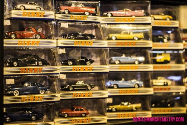 mini cars box
