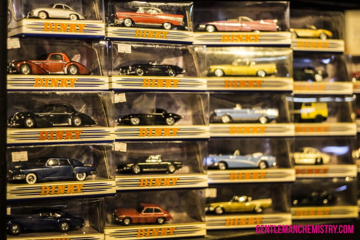 mini cars box