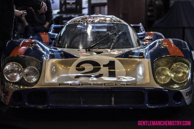 Porsche Mans