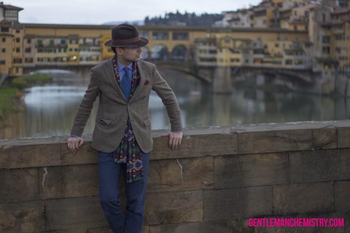 Stéph Ponte Vecchio by Giorgio