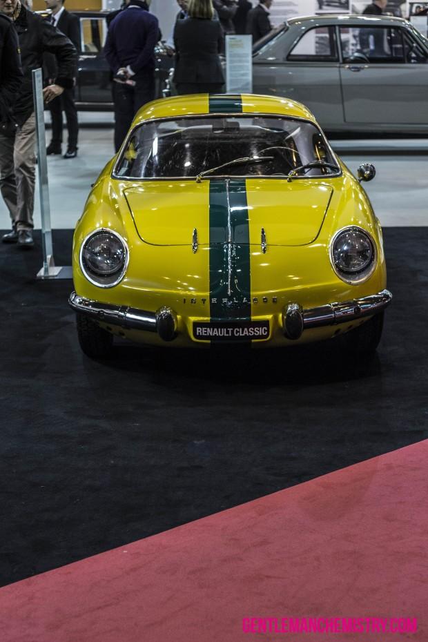 Yellow Alpine