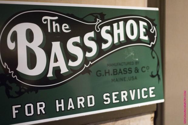 Bass Shoe copie