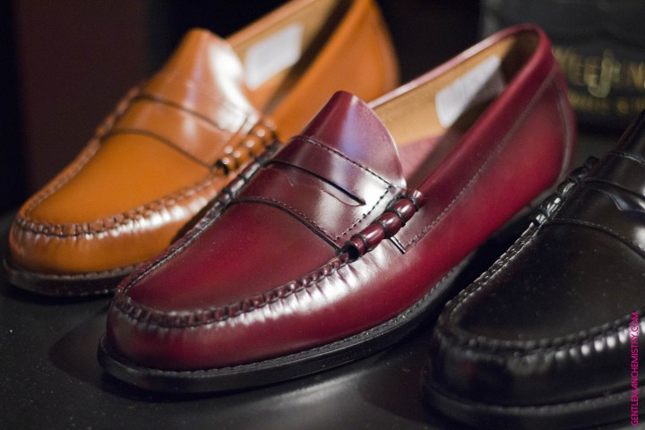 Bass Shoes Loafers copie