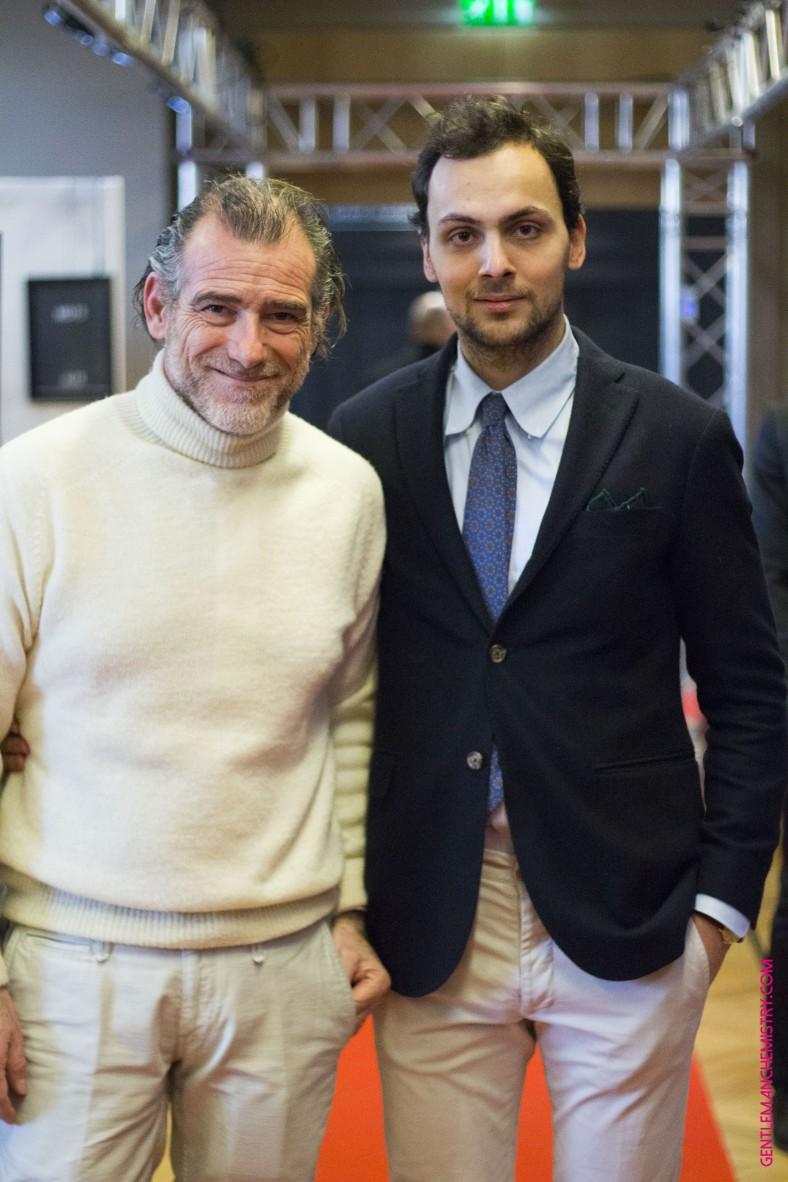 Me and Alessandro Squarzi copie