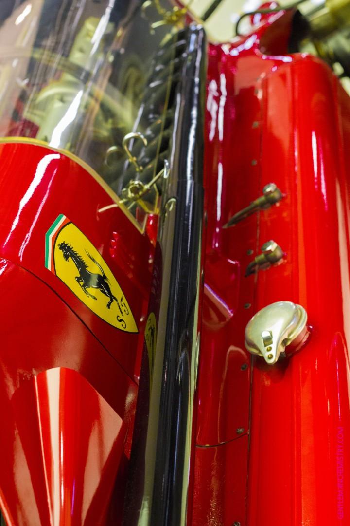 Ferrari Alfa copie