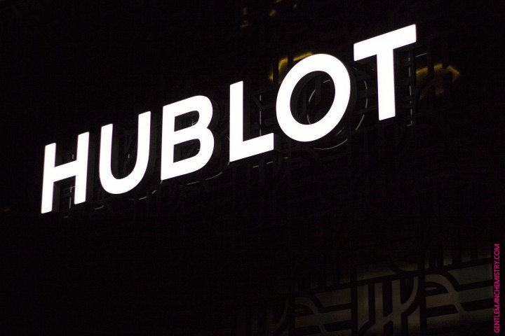 Hublot Logo copie