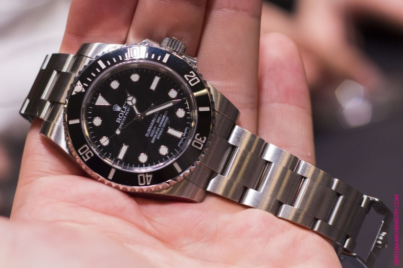 submariner nera copie
