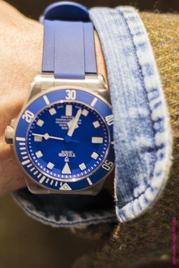 Tudor blu copie
