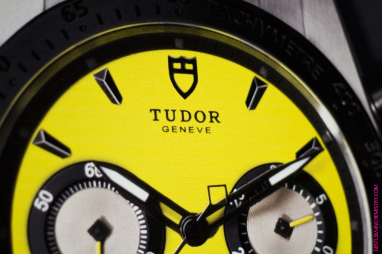Tudor Yellow copie
