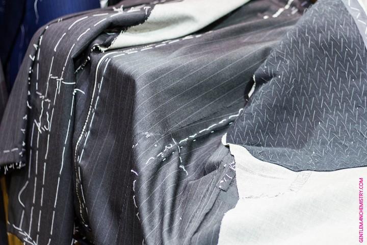 giacca in costruzione guilson copie