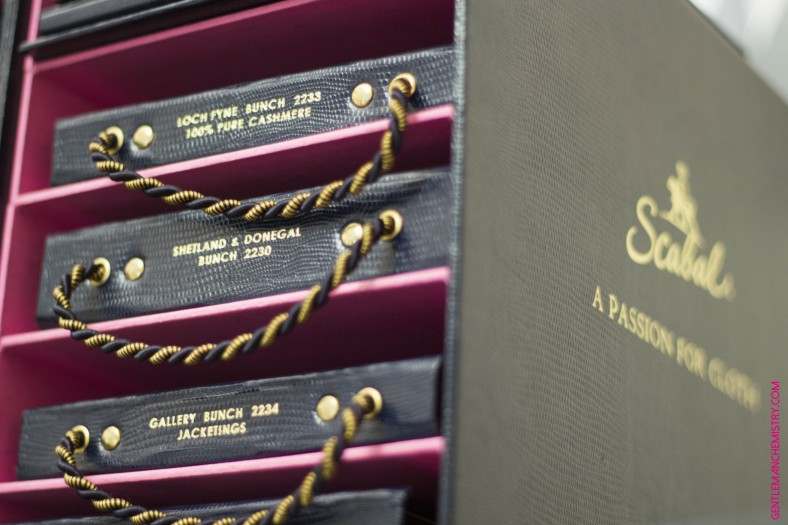 Scabal a passion for cloth copie