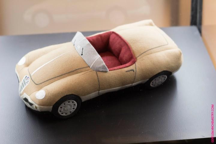 1955 Alfa Romeo Spieder Bertone