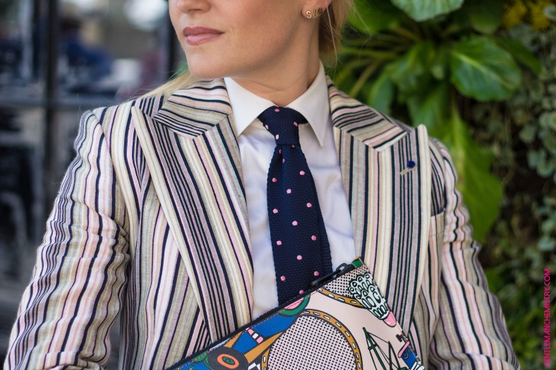 Sarah Ann Murray buttonhole copie