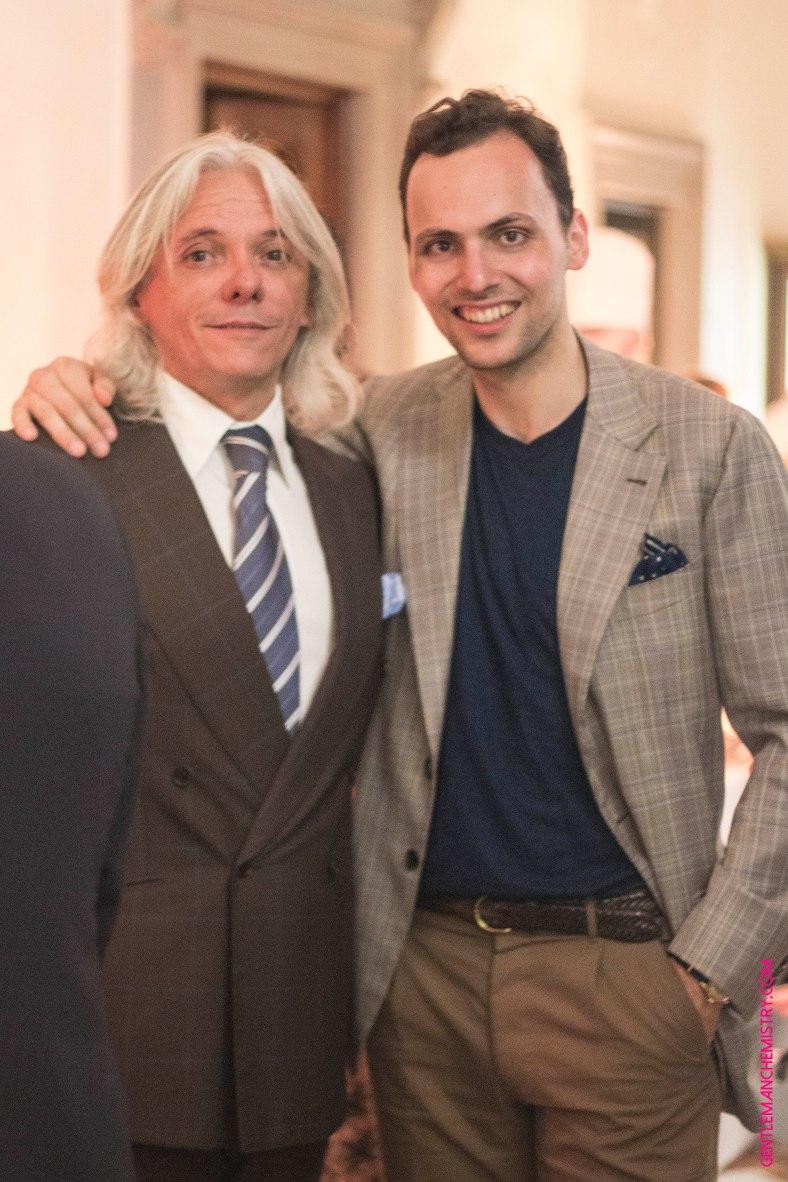 With Hugo jacomet copie