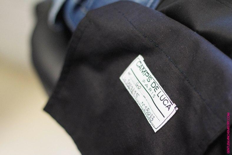 camps de luca etichetta copie