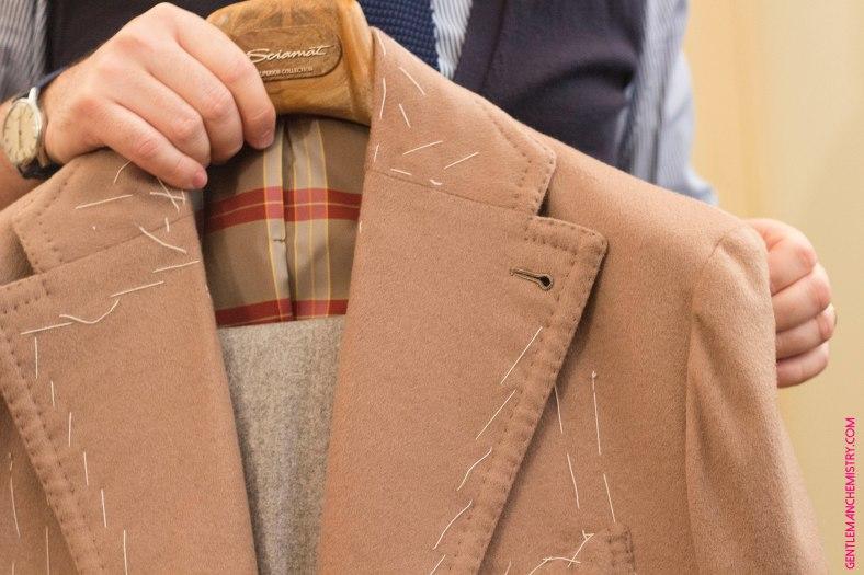cappotto alto sciamat copie