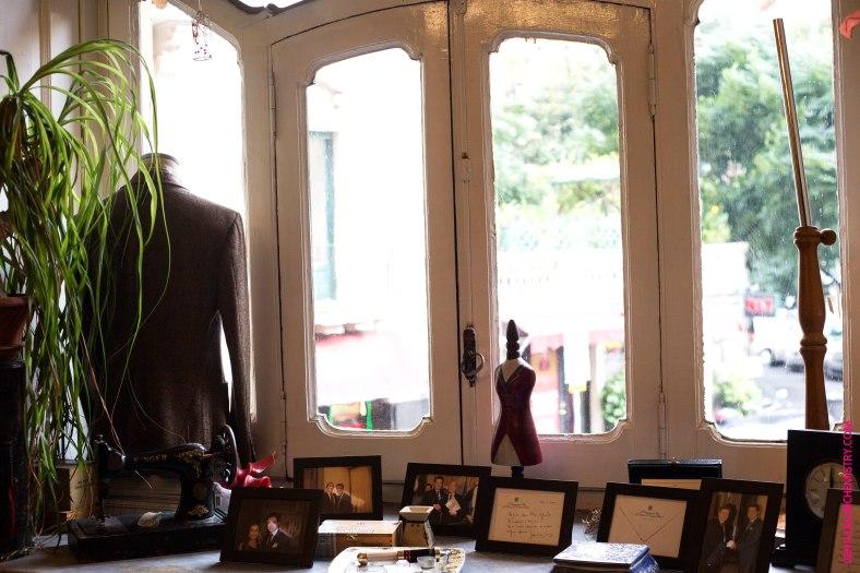 finestra Pino Peluso Sartoria copie
