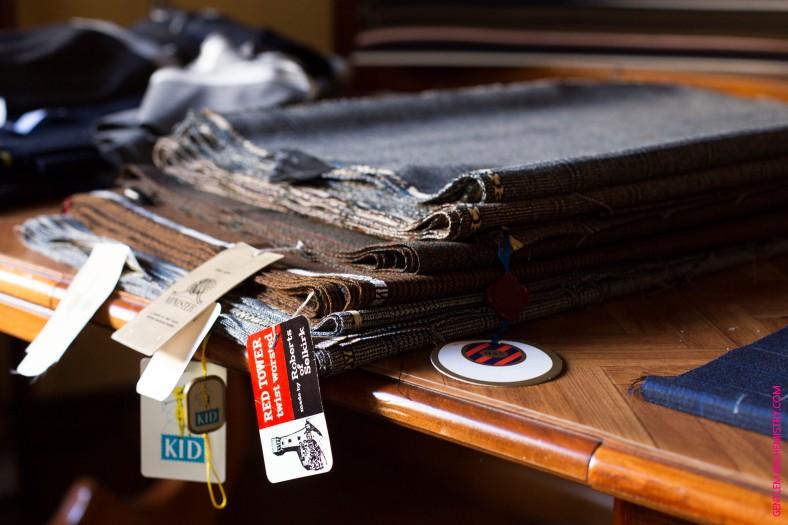 vintage fabrics pino peluso copie