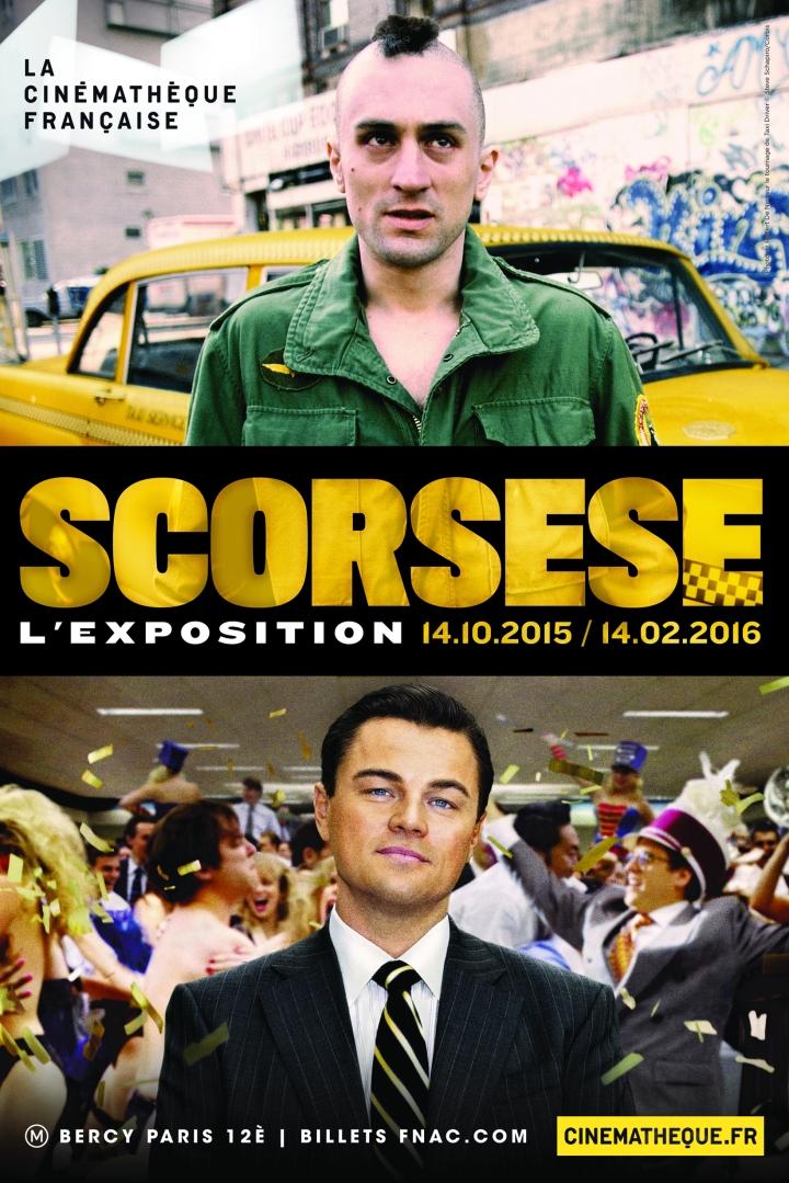 1- Affiche Scorsese l'exposition