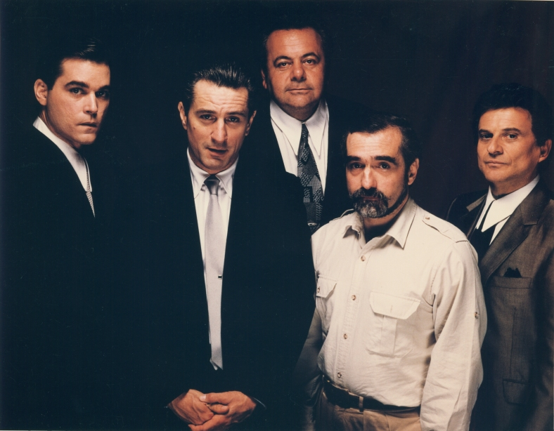 13- Scorsese_701 Goodfellas cast with MS