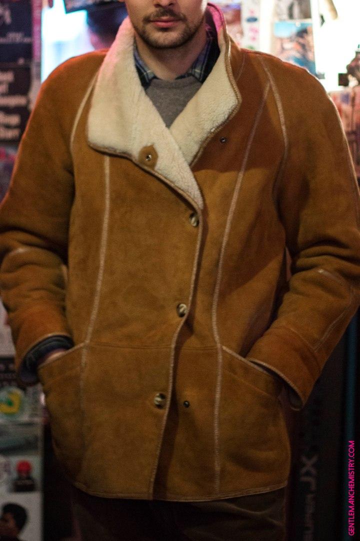 giacca montone copie
