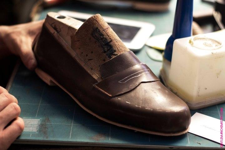 scarpa finita quasi copie