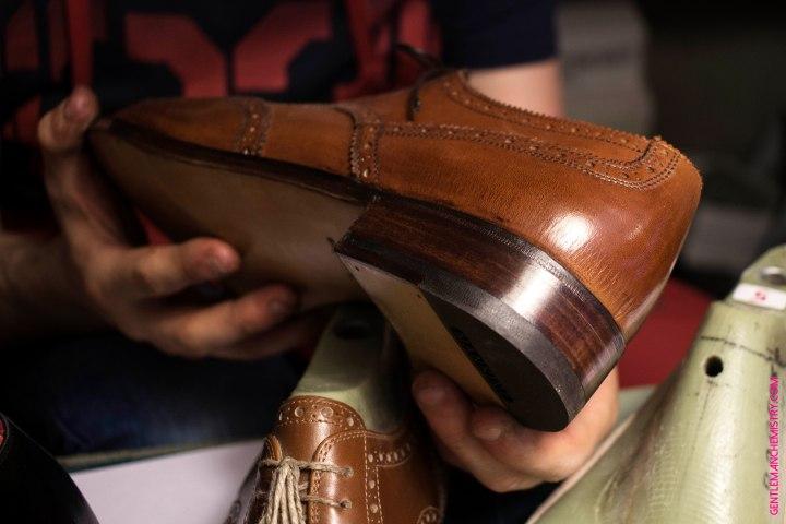 scarpa tacco copie