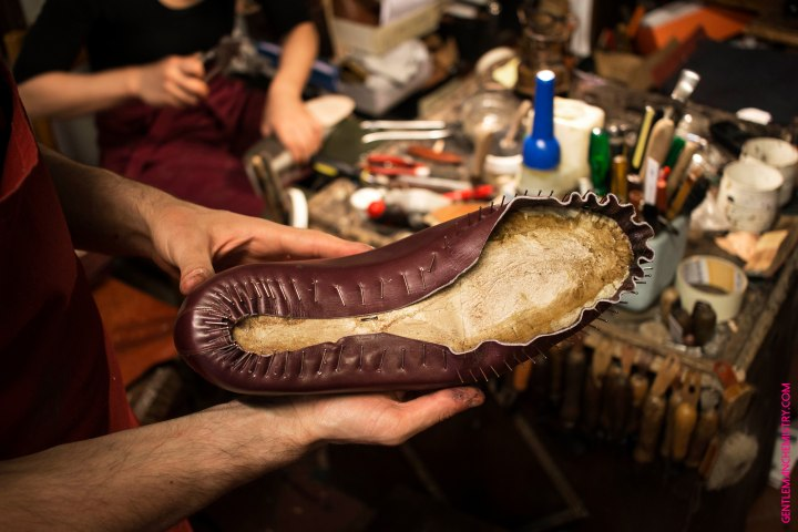 scheletro scarpa inchiodata copie