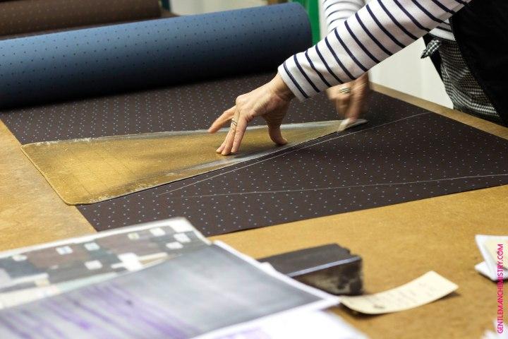 tracciato tessuto copie