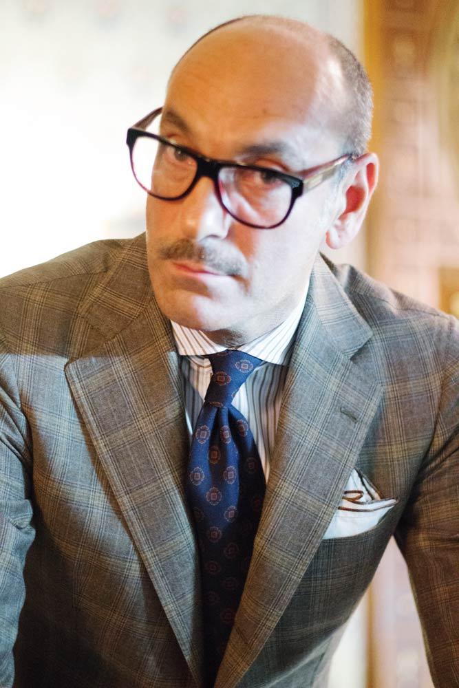 Portrait Francesco Avino