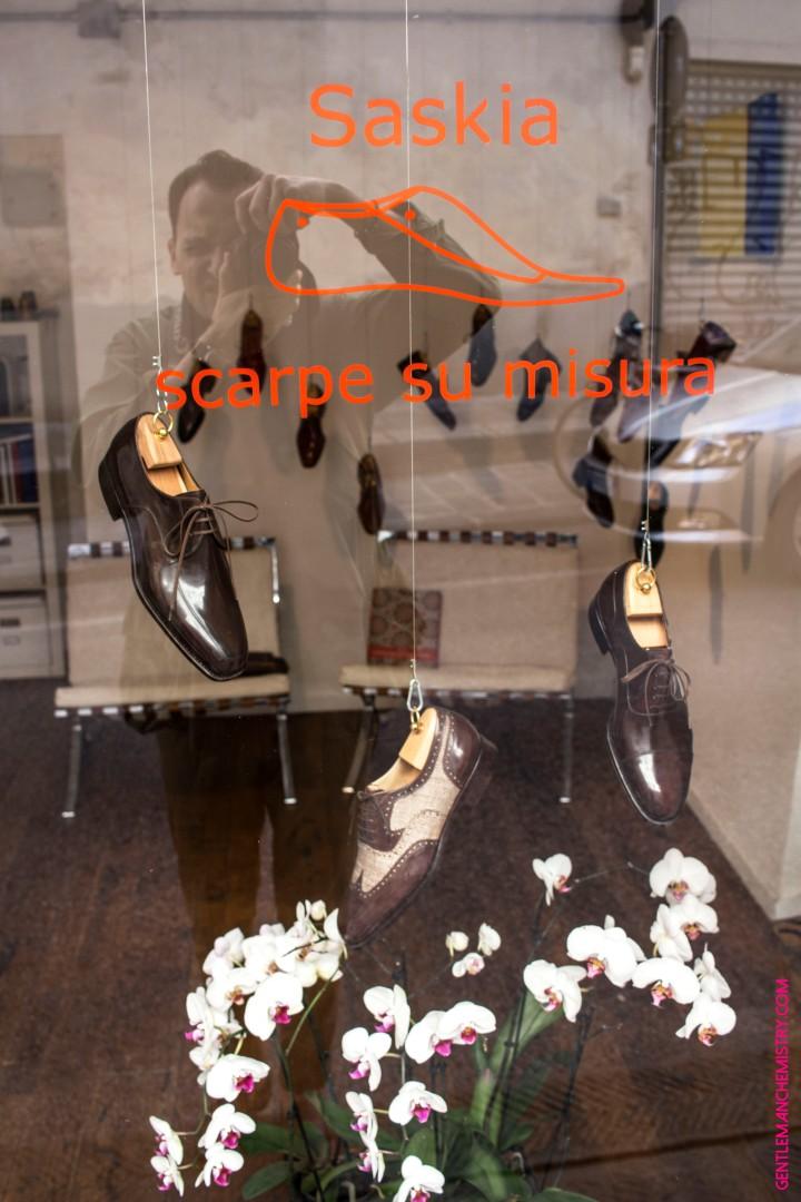 Saskia scarpe su misura copie