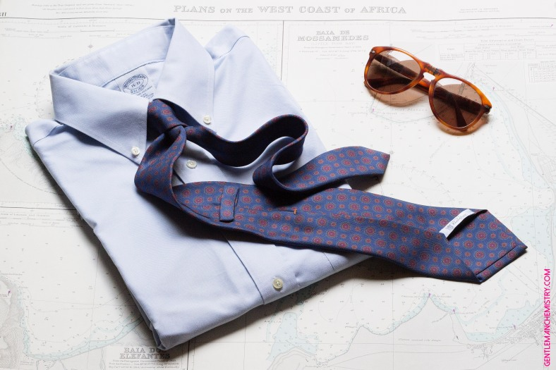 Brooks Brothers Calabrese Persol copie