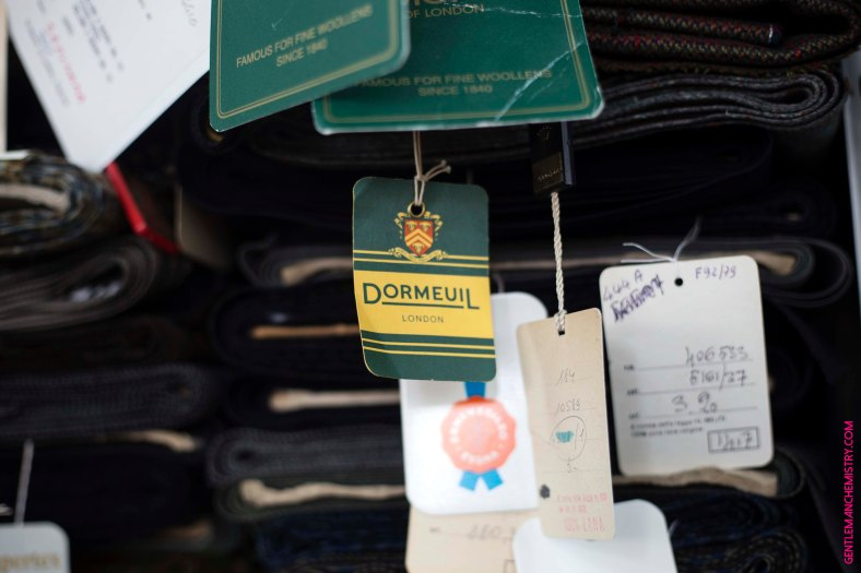 dormeuil vintage wool fabrics orazio luciano copie