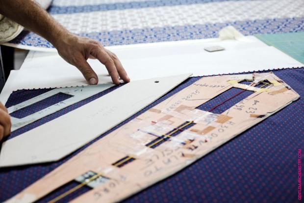 preparazione modello copie