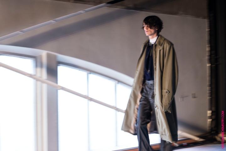 olive coat copie
