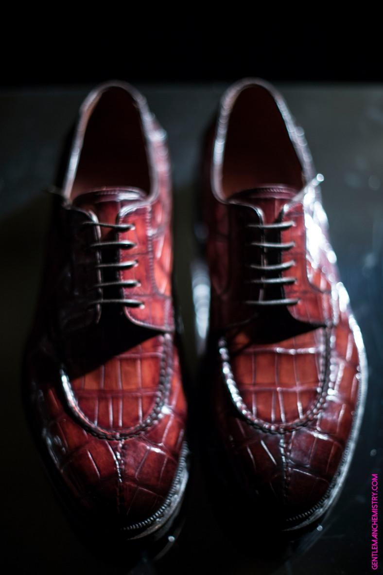 santoni shoes copie
